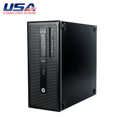 HP ProDesk 600 G1 Tower Intel Pentium 3.0GHz 8GB 250GB Windows 10 Pro