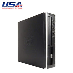 HP 8300 Elite Ultra Slim Desktop i5 3rd Gen 8GB 250GB Windows 10 Pro