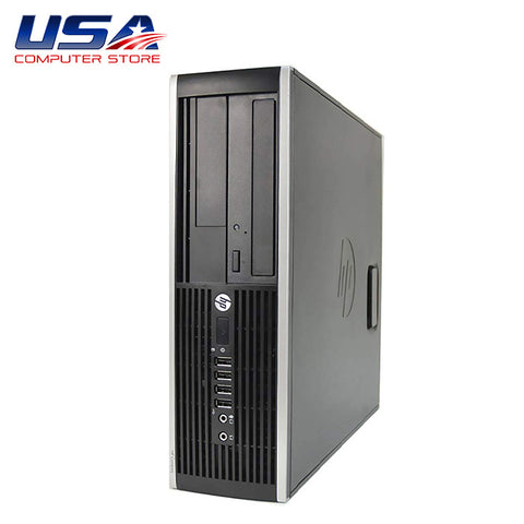 Picture of HP 8000 Elite Desktop Intel Core 2 Duo 3.0 GHz 4GB 250GB Windows 10 Pro
