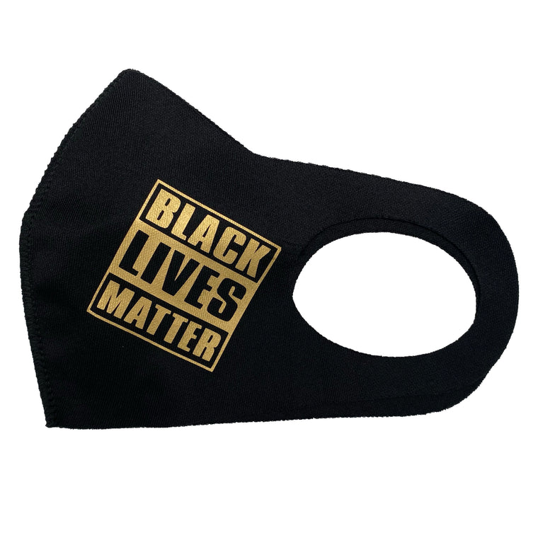 Black Lives Matter 2 Gold