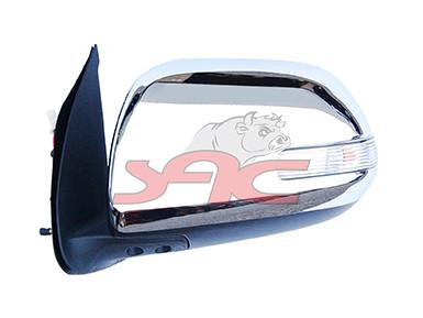 TOYOTA HILUX 2.5 D4D DOOR MIRROR CHROME ELECTRIC R/H