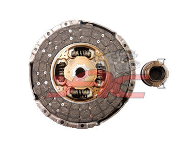 TOYOTA HILUX 3.0 D4D 2001 - 2016 CLUTCH KIT UPGRADE 275MM