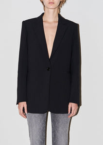The Arielle Single Breasted Wool Blazer