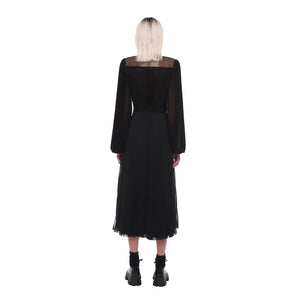 The Howlite Dress
