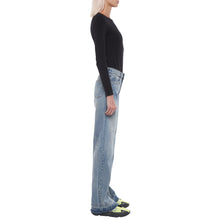 Load image into Gallery viewer, The Mimi Wide Leg Double Hem Jean in Light Indigo