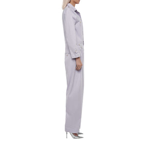 The Meteorite Jumpsuit in Lilac