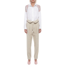 Load image into Gallery viewer, The Ametrine Blouse in White