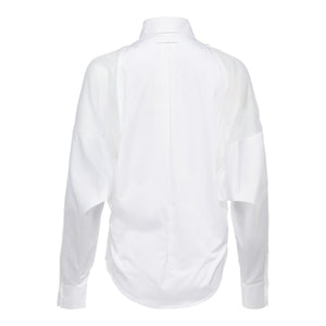 The Ametrine Blouse in White