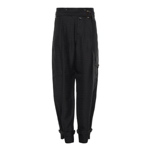 The Paperbag Waist Tapered Pant