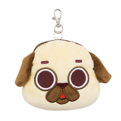 Puglie Plush Pass Case