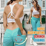 Curve Accentuating Scrunch - Hip Lifting Leggings!