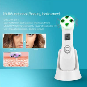 PREMIUM 5 IN 1 LED ANTI-AGING KIT