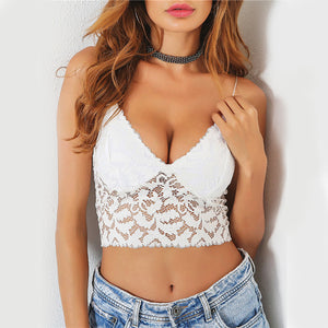 White Summer Cami Top
