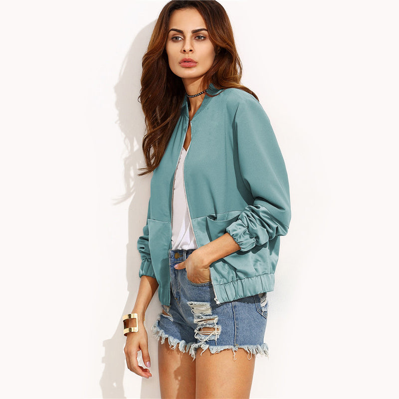 Stacey Bomber Jacket