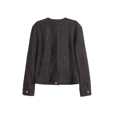 Classic Black Autumn Jacket