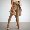 Image of Chiffon High Waist Trousers