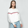 Image of Autumn Varsity Striped Sweater
