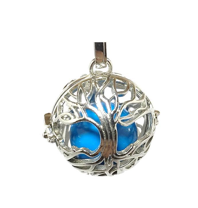 Angel caller pendant tree of life forelsket angel caller pendant tree of life mozeypictures Choice Image