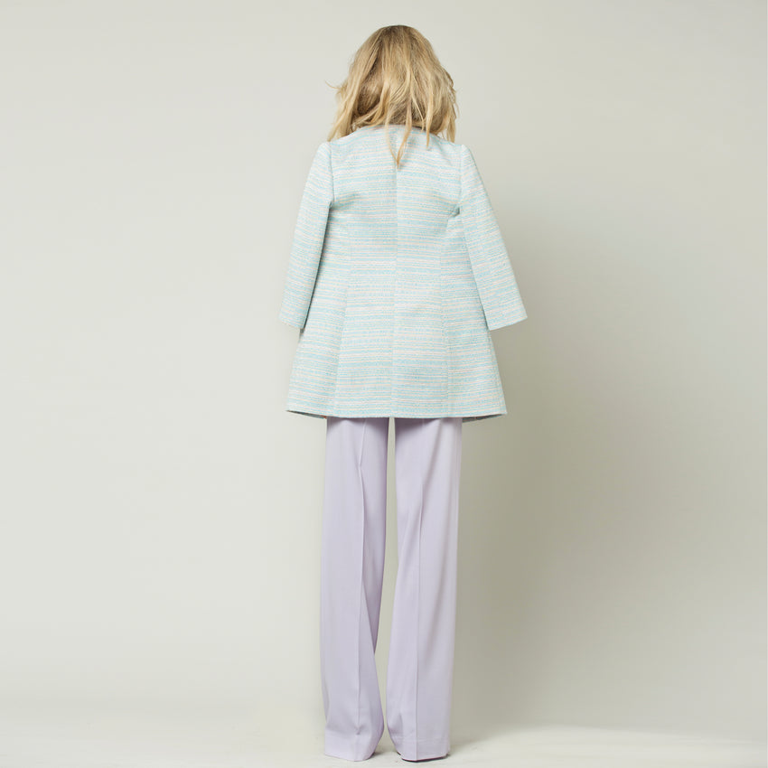 Light Violet Trousers
