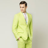 Acid Green Suit