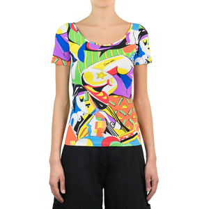 Picasso Lycra T-Shirt