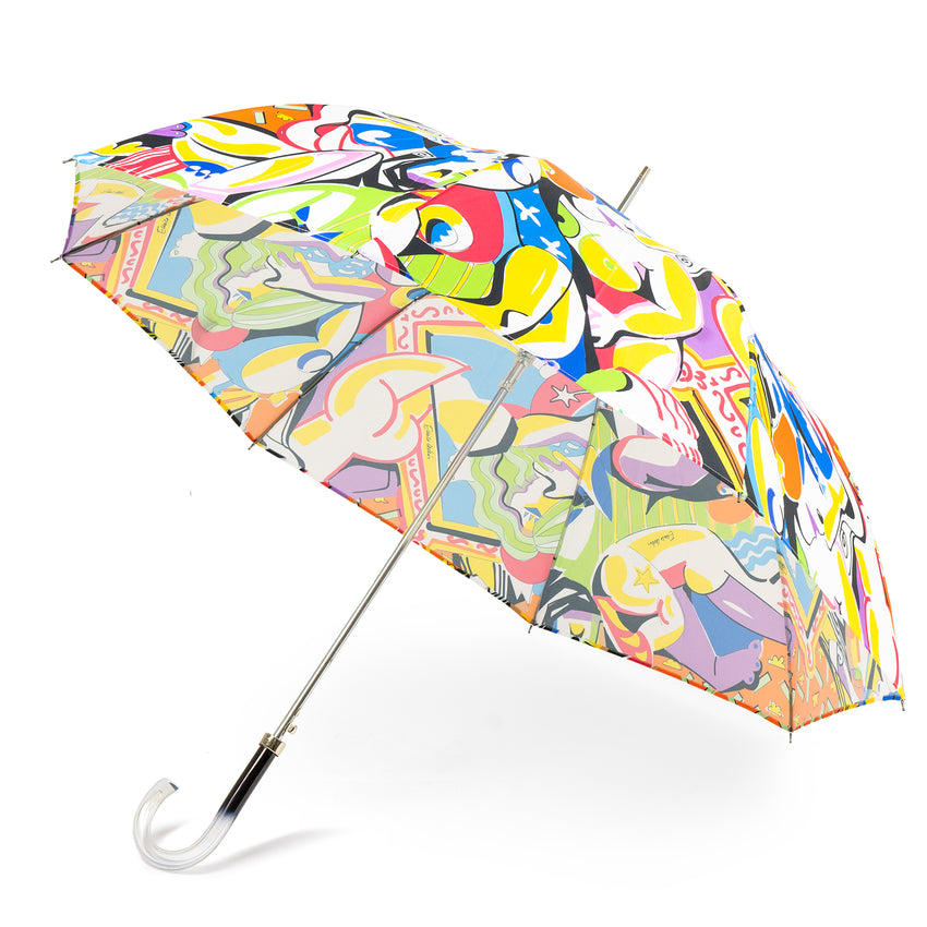 Printed Umbrella - Picasso