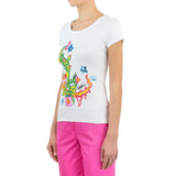 Tropical Flower T-Shirt