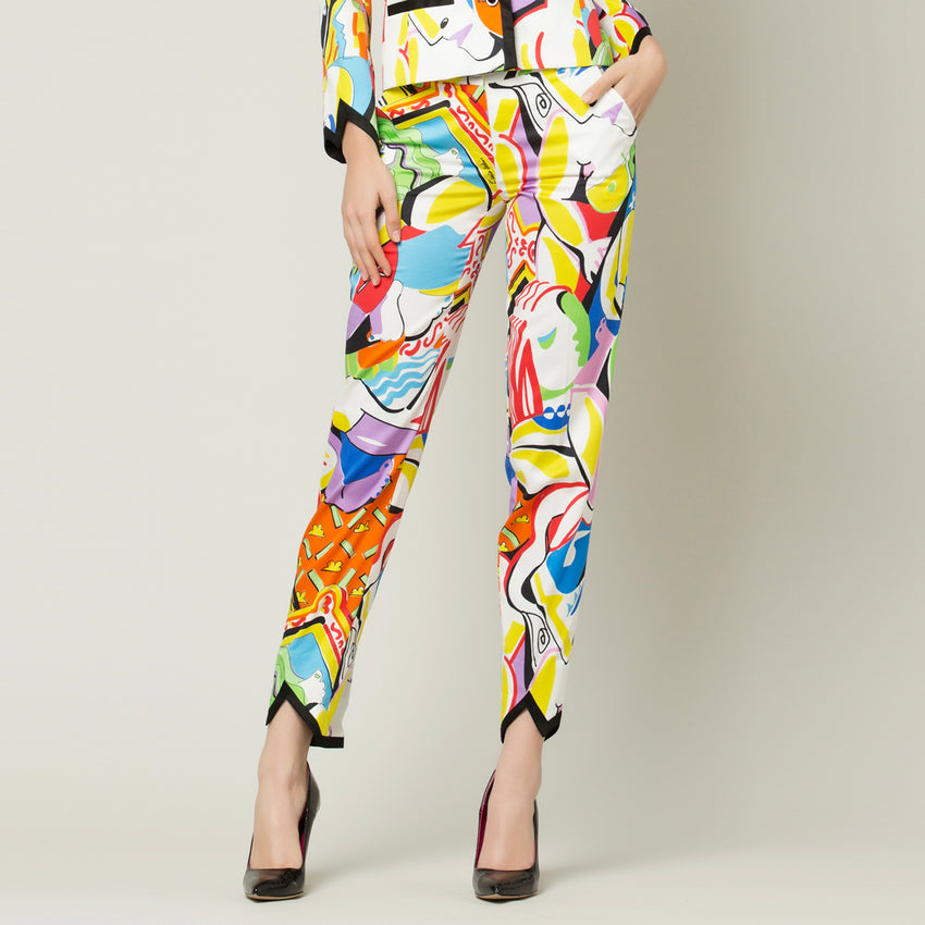 Picasso Trousers Slim