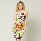 Picasso Dress Short