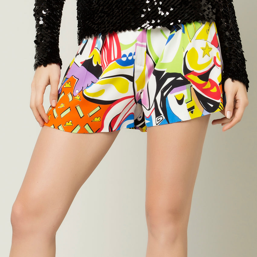 Picasso Shorts