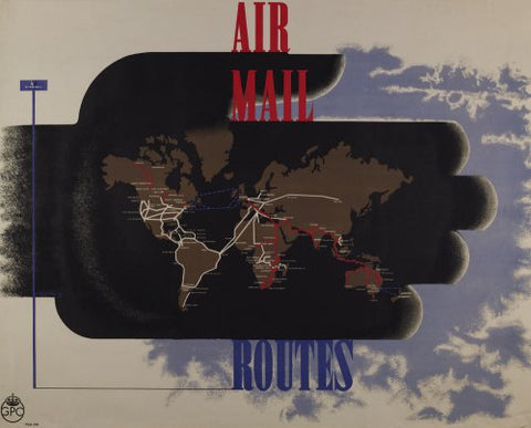 Air Mail Routes