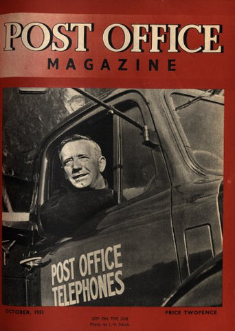 Post Office Magazine, October 1951