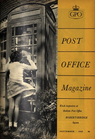 Post Office Magazine, September 1958