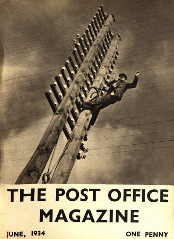 Post Office Magazine, June 1934