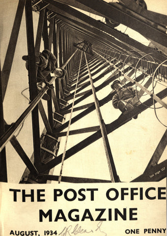 Post Office Magazine, August 1934