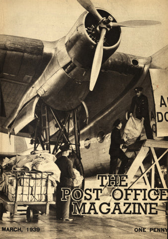 Post Office Magazine, March 1939