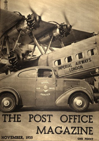 Post Office Magazine, November 1935