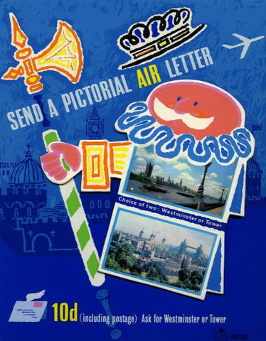 Send a pictorial air letter