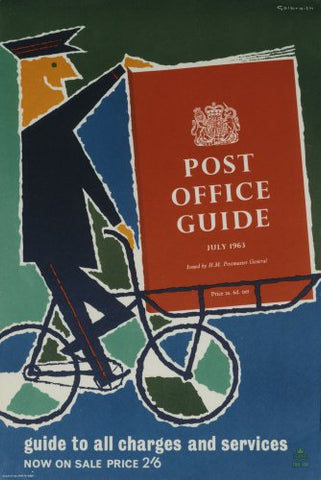 'Post Office Guide' to all charges and services