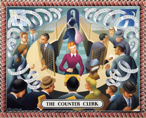 The Counter Clerk