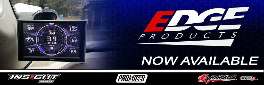 Edge products collection banner - shop now