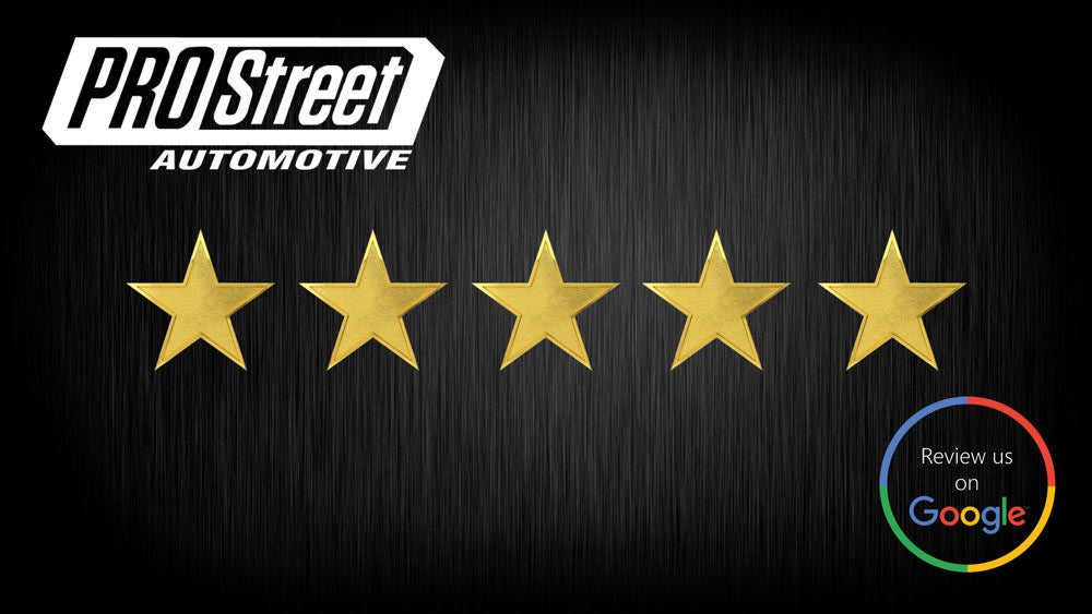 Review Prostreet.ca on Google