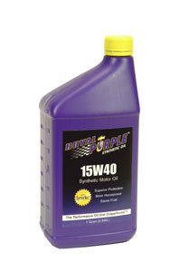 ROYAL PURPLE LTD // Multi-Grade Motor Oil 15W40 Qt. Bottle, Oils, Fluids & Lubricants - ProStreet Motorsports