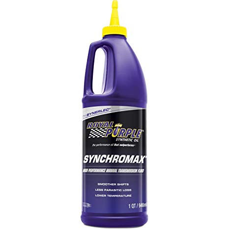 ROYAL PURPLE LTD // Synchromax Qt. Bottle, Oils, Fluids & Lubricants - ProStreet Motorsports
