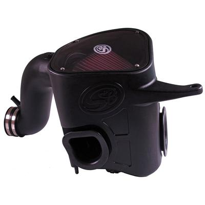 S&B FILTERS // Cold Air Intake (Cotton Filter) 13-18 Dodge Ram 2500 / 3500 L6-6.7L Cummins, Intake & Air Filters - ProStreet Motorsports