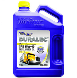 ROYAL PURPLE LTD // Royal Purple Duralec Ultra 15W40 Motor Oil - 1 Gallon Bottle, Oils, Fluids & Lubricants - ProStreet Motorsports