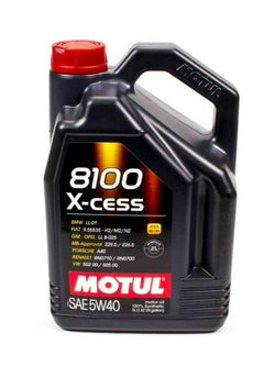 Motul // 100% Synthetic Performance Engine Oil  ACEA A3/B4, API SN/CF, BMW LL-01, MB 229.5/226.5, VW 502.00/505.00, Porsche A40, Oils, Fluids & Lubricants - ProStreet Motorsports