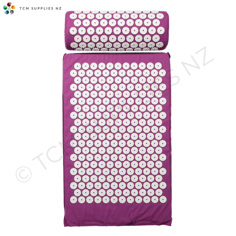 Acupressure Mat & Pillow | TCM Supplies NZ