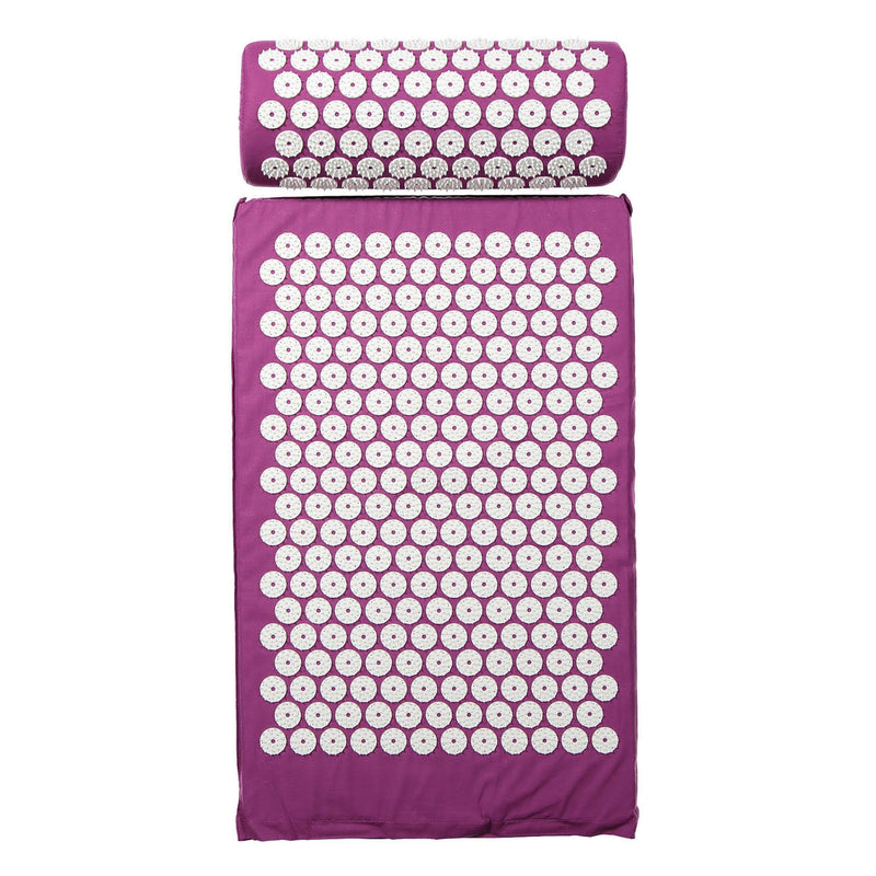 Acupressure Mat, Pillow & Carry Bag