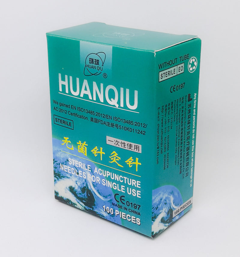 Huanqiu Intradermal Needles front and side